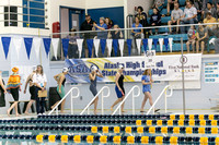 Events 1 & 2 - 200 Medley Relay